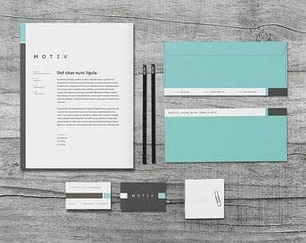 """Stationary Business Set """"Motiv"""". Personalized. Limited Edition. Limited Edition"""