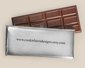 Silver Foil Candy Bar Wrappers- Foil sheets for Hershey© Candy Bar Wrappers- Foil Wrappers- Foil Candy Bar Wrapper- Foil Candy Wrappers