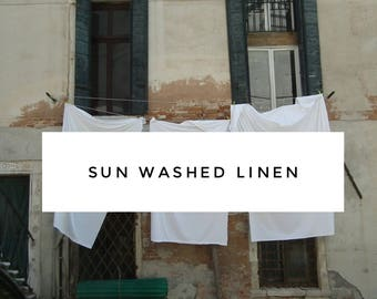 Sun-Washed Linen Laundry Detergent