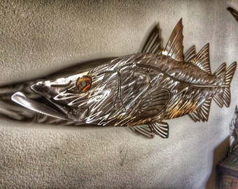 """33"""" Snook stainless steel"""
