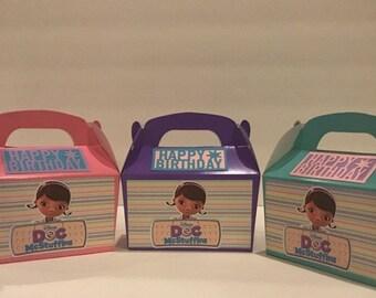 Doc Mcstuffins mini gable box