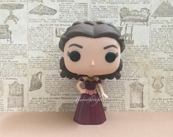 Tessa Gray  - Custom Funko Pop Shadowhunters - Theresa Infernal Devices