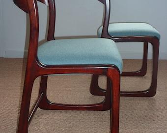 2 Baumann vintage chair