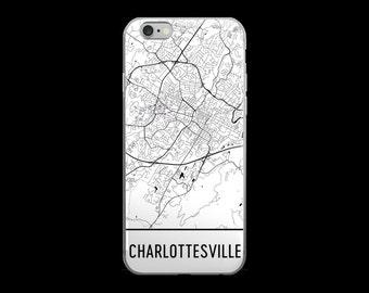 Charlottesville iPhone Case, Charlottesville Phone Case, iPhone Charlottesville, Charlottesville VA Phone Case, iPhone 6 Case, Gift