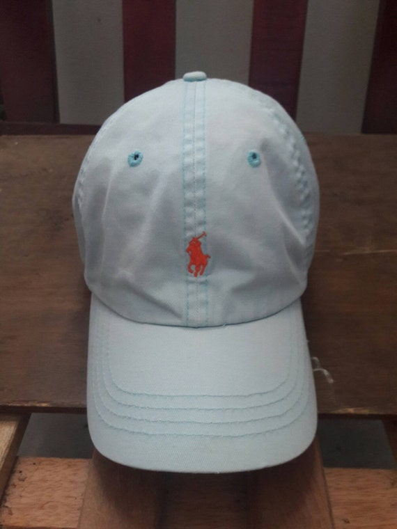 Christmas SaLE % vintage Polo by Ralph Lauren hats caps Red pony