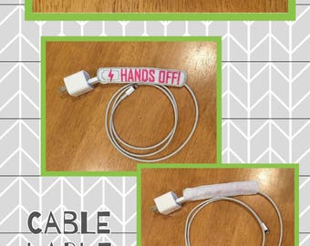 Cable Lable