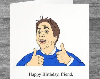 The Inbetweeners | Simon | Happy Birthday, friend