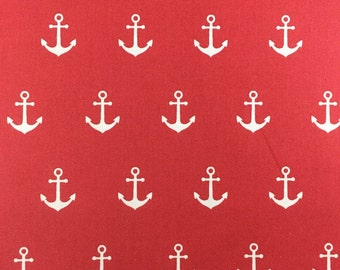 Cotton red, anchor 7727