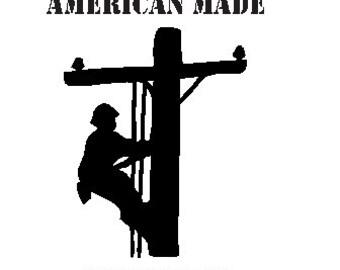 American Made Lineman
