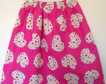 Traditional Vintage Style Girls Skirt