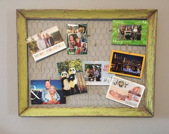Chicken Wire Frame