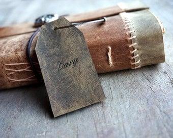 bag tag,travel tag,leather tagengraved bag tag,monogram luggage tag,luggage tag,case tag,bag label,mens personalized,leather tag,Custom tag