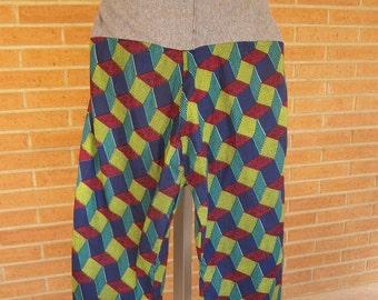 Clown pants Inca Empire / Clown Pants Inca Empire (100% cotton wax print)