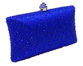 Evening clutch, Evening purse, Wedding clutch, clutch bag, Party clutch, clutches, clutch, Bridal clutch, Bridesmaid clutch, blue clutch