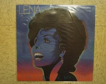 """LP/Vinyl-Lena Horne """"The Men In My Life"""" 1988 VG+"""