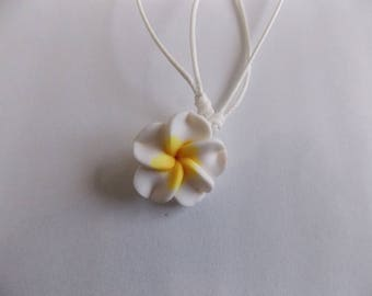 frangipani Flower necklace