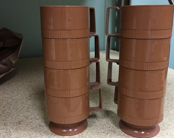 Set of 8 coffee