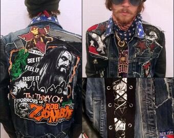 Rob Zombie Custom Americana Jacket