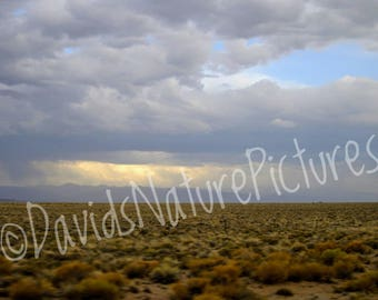 Digital Download - Landscape Photography - Scenic View of the American West - Nature Photography