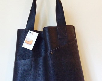 shopper | Tote | L | Black | cant