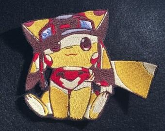 Pikachu (Pokémon) Patch