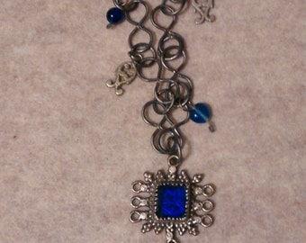 Blue Afghani