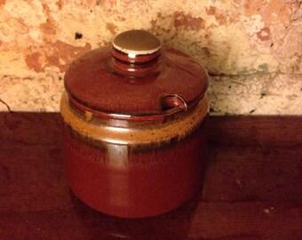 Korean sugar bowl