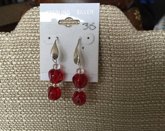 Sterling Holliday Earings -Sale