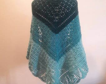 shawl, crochet shawl, summer shawl, lacy shawl, knit shawl, accessories, wrap, crochet wrap