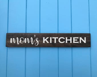 Mom Gifts - Gifts for Mom - Moms Kitchen - Housewarming Gift - Birthday Gift - Mothers Day Gift