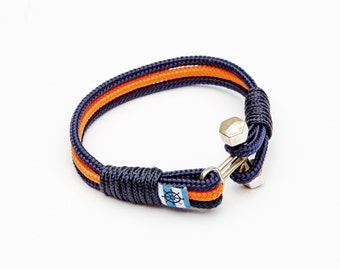 Fitness Rope Bracelet Dumbell Closure ACUFF