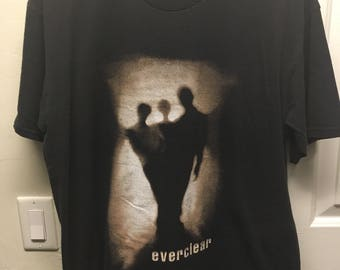 Vintage Everclear tour shirt