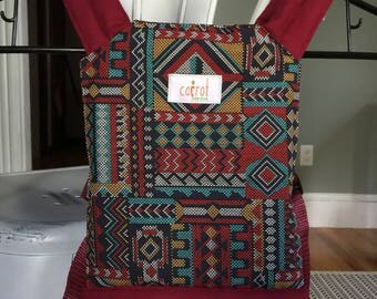 Aztec Doll Carrier