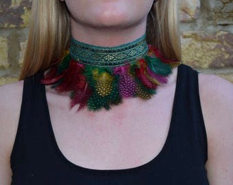 Jungle Fever Choker