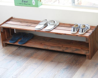 Country Shoe Rack