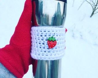 Crochet Coffee Cozy || Coffee Sleeves || Coffee Cozy