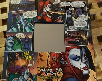 Comic mirrors