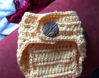 Simple Diaper Cover
