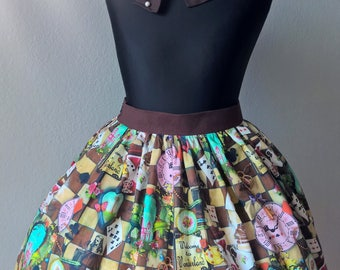 Alice lolita skirt