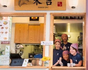 Yonekichi - Street Chefs