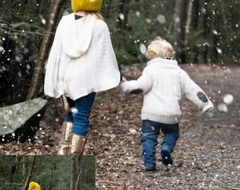 Snow Overlay Bundle for Photoshop
