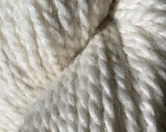 100% Alpaca 2 ply yarn