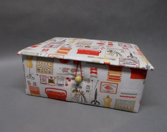 Box a sewing box book