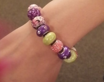 Fresh Spring Garden bracelet