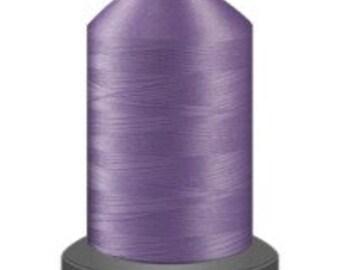 Amethyst  thread, glide no 40, sewing thread, quilting thread, 1000m cone, polyester thread, pink thread, 40 weight thread, glide thread
