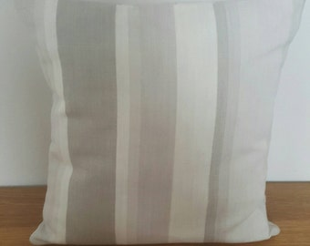 Laura Ashley 'Awning stripe' cushion