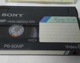 Video8 transfer to DVD service