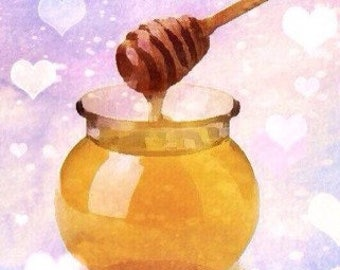 Honey Love Dust Fragrance Oil 1/3 oz