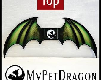 Dragon Wings - Green
