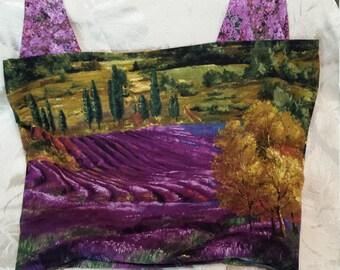 Fabric Reusable Grocery Bag